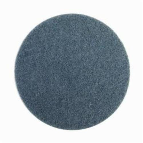 Norton® Bear-Tex® Rapid Prep™ 66623325972 Surface Conditioning Non-Woven Abrasive Hook and Loop Disc, 8 in Dia, 150 Grit, Very Fine Grade, Aluminum Oxide Abrasive, Nylon Backing