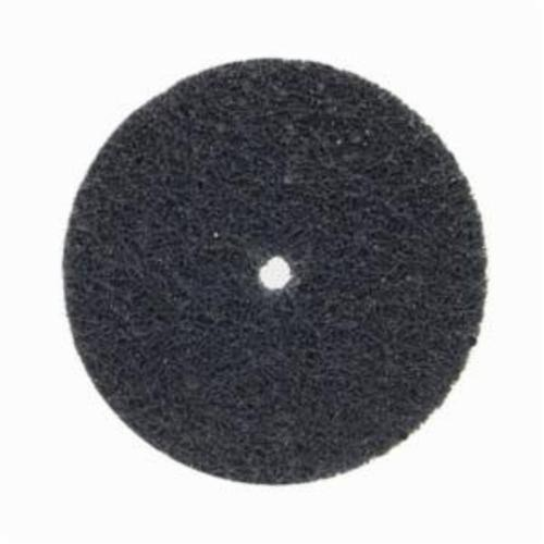 Norton® Rapid Prep™ 66623326070 Standard Back Up Pad Non-Woven Abrasive Disc, 4-1/2 in Dia, Extra Coarse Grade, Aluminum Oxide Abrasive, Nylon Fiber Backing