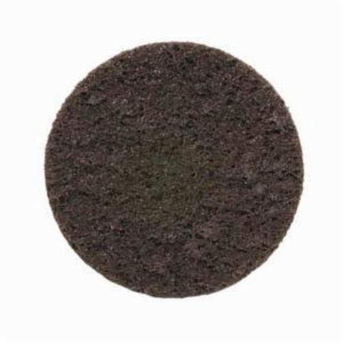Norton® Bear-Tex® Vortex® Rapid Prep™ 66623334943 Non-Woven Abrasive Hook and Loop Disc, 4-1/2 in Dia, 50 Grit, Coarse Grade, Aluminum Oxide Abrasive, Nylon Backing
