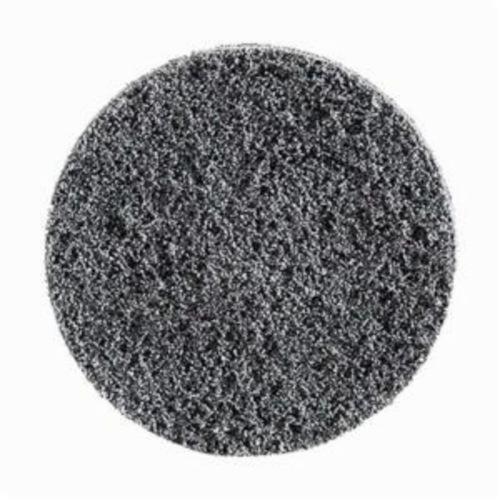 Norton® Bear-Tex® Vortex® Rapid Prep™ 66623334974 Non-Woven Abrasive Hook and Loop Disc, 5 in Dia, 40 Grit, Extra Coarse Grade, Aluminum Oxide Abrasive, Nylon Backing