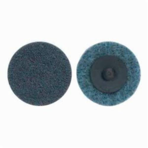 Norton® Rapid Prep™ 66623340044 Non-Woven Abrasive Quick-Change Disc, 3/4 in Dia, 150 Grit, Very Fine Grade, Aluminum Oxide Abrasive, Type TR (Type III) Attachment