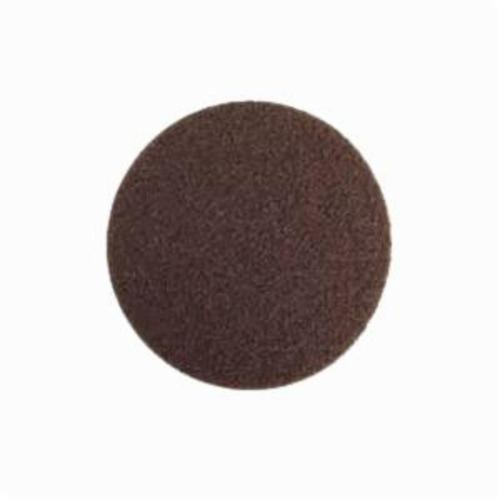 Norton® Vortex® Rapid Prep™ 66623341362 Standard Back Up Pad Non-Woven Abrasive Disc, 7 in Dia, Coarse Grade, Aluminum Oxide Abrasive, Nylon Fiber Backing