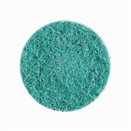 Norton® Vortex® Rapid Prep™ 66623341366 Standard Back Up Pad Non-Woven Abrasive Disc, 7 in Dia, Fine Grade, Aluminum Oxide Abrasive, Nylon Fiber Backing