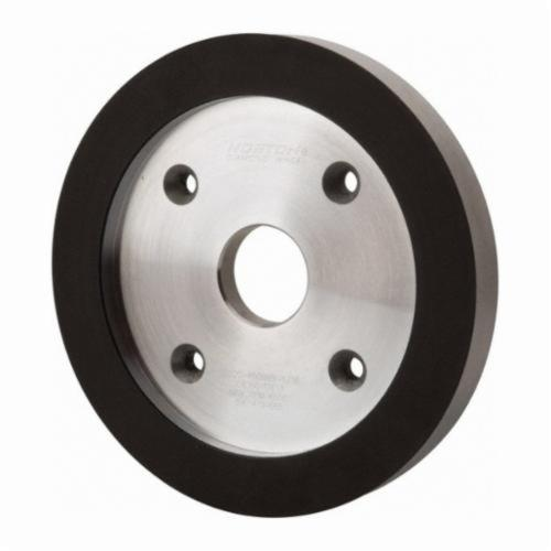 Norton® 69014191665 Straight Cup Wheel, 6 in Dia x 3/4 in THK, 1-1/4 in Center Hole, 220 Grit, Aluminum Oxide Abrasive
