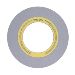 Norton® 69078665490 32A Straight Surface and Cylindrical Grinding Wheel, 20 in Dia x 2 in THK, 8 in Center Hole, 60 Grit, Aluminum Oxide Abrasive