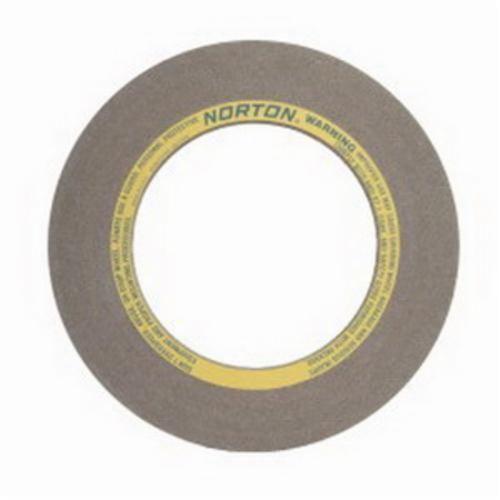 Norton® 69083166547 32AC Straight Centerless Grinding Wheel, 24 in Dia x 6 in THK, 305 mm Center Hole, 54 Grit, Aluminum Oxide/Silicon Carbide Abrasive