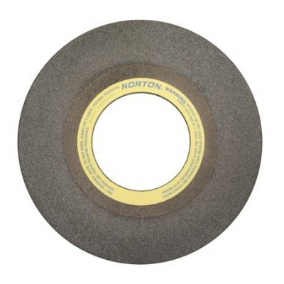 Norton® 69210421412 4NZ Type 01 Floorstand Snagging Wheel, 30 in Dia Max, 2 in THK, Straight Shape