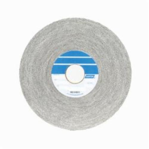 Norton® Bear-Tex® 69957397887 1000 Convolute Non-Woven Abrasive Wheel, 12 in Dia, 5 in Center Hole, 1 in W Face, Medium Grade, Aluminum Oxide Abrasive