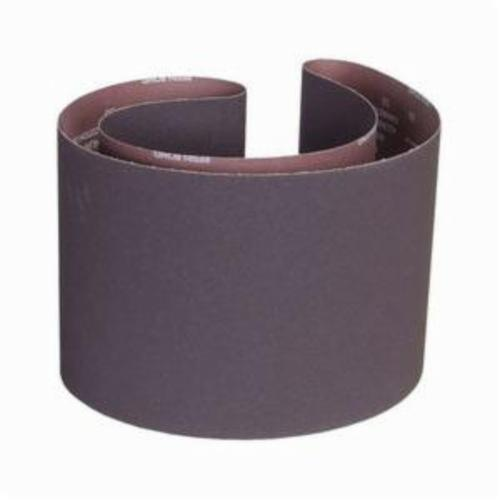 Norton® Metalite® 78072722835 R228 Narrow RR-Flex Coated Abrasive Belt, 10 in W x 70-1/2 in L, 40 Grit, Coarse Grade, Aluminum Oxide Abrasive, Cotton Backing