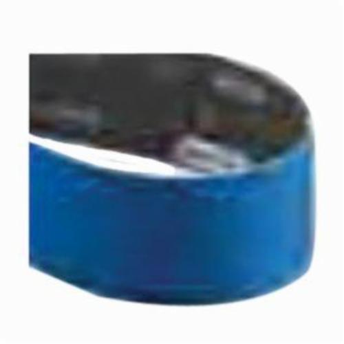 Norton® BlueFire® 78072768991 R823P Narrow Coated Abrasive Belt, 2-1/2 in W x 60 in L, 100 Grit, Coarse Grade, Zirconia Alumina Abrasive, Polyester Backing