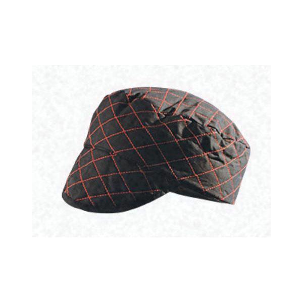 OccuNomix Tuff Nougies® TN3-ONE Non-FR Quilted Beanie, Universal, Black, Cotton