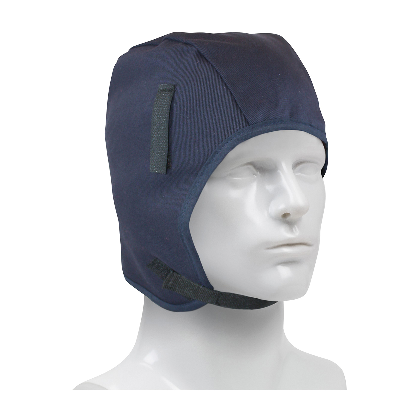 PIP® 363-1RL2B 2-Layer Winter Liner With FR Treated Outer Shell, Universal, Navy Blue, Cotton Twill FR Main Fabric/Polyester Fleece Lining