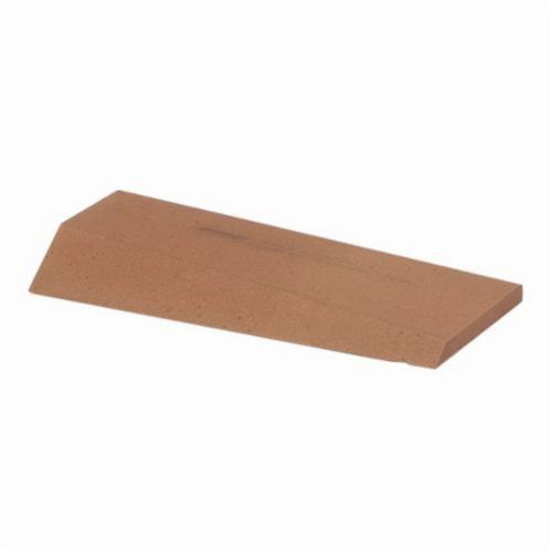 Norton® India® 61463687160 Abrasive Slip, 4-1/2 in L x 1-3/4 in W x 3/8 in H, 320 Grit