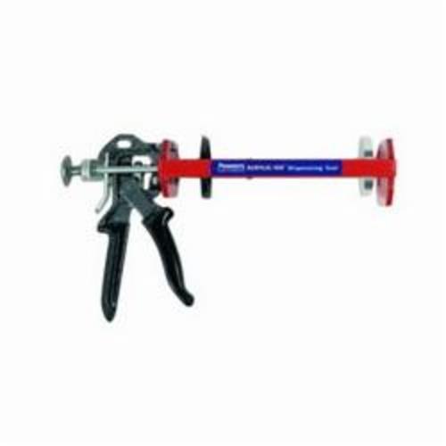 DeWALT® Engineered by Powers® 8494 Cordless Manual Caulk Gun, 28 oz Container, Black