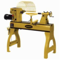 Powermatic® 1352001 Wood Turning Lathe, 20 in Swing Over Tool Rest Base,) 3200 rpm Spindle, 34-1/2 in Distance Between Centers, 2 hp, 220 VAC, 3/1 ph