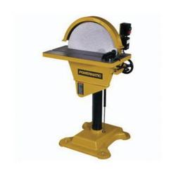 Powermatic® 1791276 DS20 Disc Sander, 2 hp, 1720 rpm