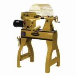 Powermatic® 1792020 Short Bed Woodworking Lathe, 17 in Swing Over Tool Rest Base,) 3200 rpm Spindle, 20 in Distance Between Centers, 2 hp, 220 VAC, 6.2 A, 1 ph