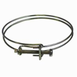Powermatic® JW1317 Wire Hose Clamp, 2 Ring, 4 in, For Use With Dust Collectors