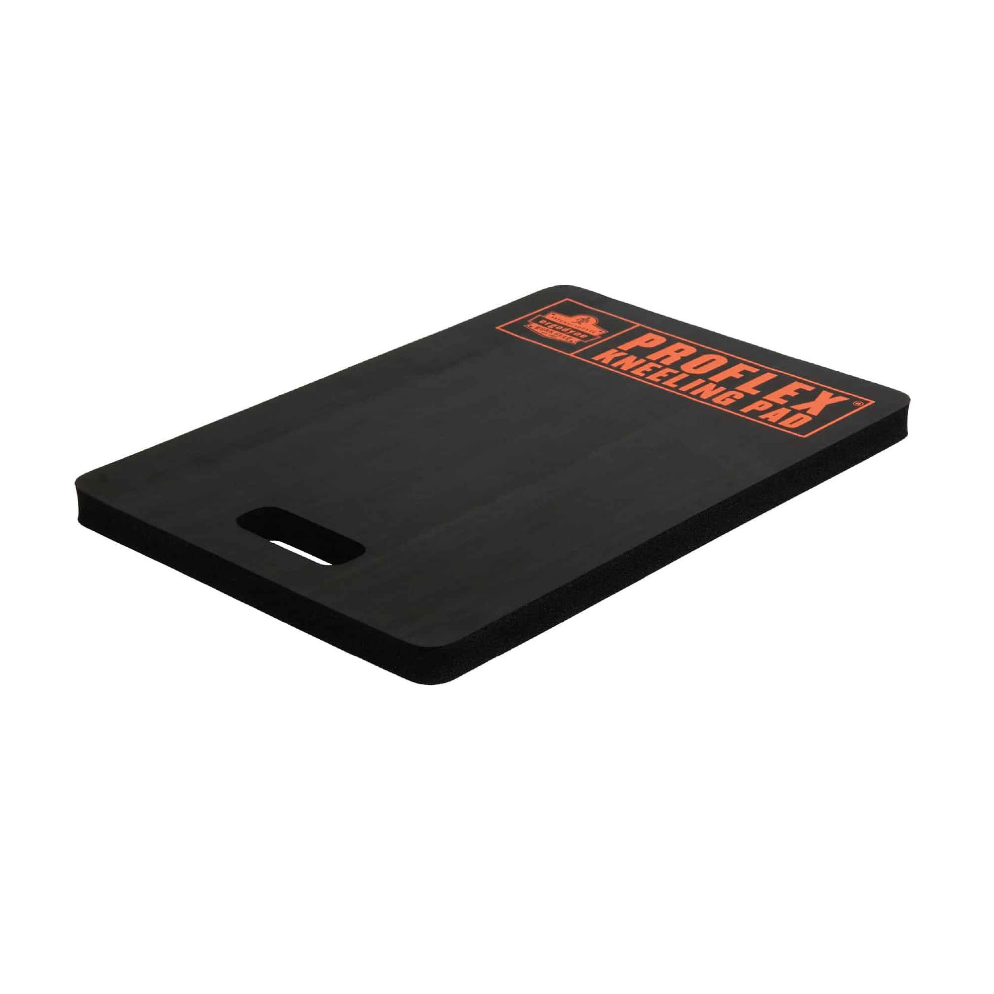 ProFlex® 18380 Standard Kneeling Pad, 21 in L x 14 in W x 1 in THK, Closed Cell Foam, Black
