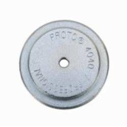 Proto® J4040-1 Step Plate Adapter, 3/4 in Dia Small x 1 in Dia Large, For Use With Proto-Ease™ J4235A Master Puller Set