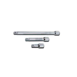 Proto® J54111 Knurled Socket Extension Set, 3 Pieces, For Use With 1/2 in Ratchet, T-Handle, Driver and Breaker Bar, Full Polished