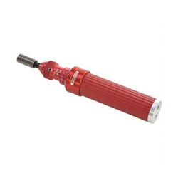 Proto® J6106ACERT Torque Screwdriver, Imperial, 1/4 in Drive, 7 to 36 in-lb, +/-4%, 6-1/2 in OAL, 36 in-lb, Aluminum