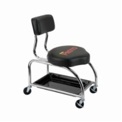 Proto® JFC1010 Heavy Duty Tool Trolley With Backrest, 500 lb, 16 in L x 16 in W x 18 in H, 3 in Caster