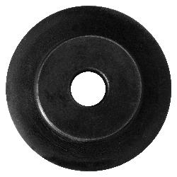 Reed 03504 Replacement Cutter Wheel, 0.32 in Blade Exposure, For Use With H4, LCRC4 Hinged Cutter and Wheeler Rex® 95041 Pipe Cutter, Steel, Black