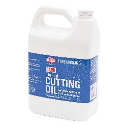 Reed Threadguard 06120 Dark Cutting Oil, 1 gal Bottle Container, Petroleum, Liquid, Amber