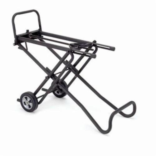 RIDGID® 20105 1406 Folding Wheel Stand With Model 1460 Oil Pan Cover