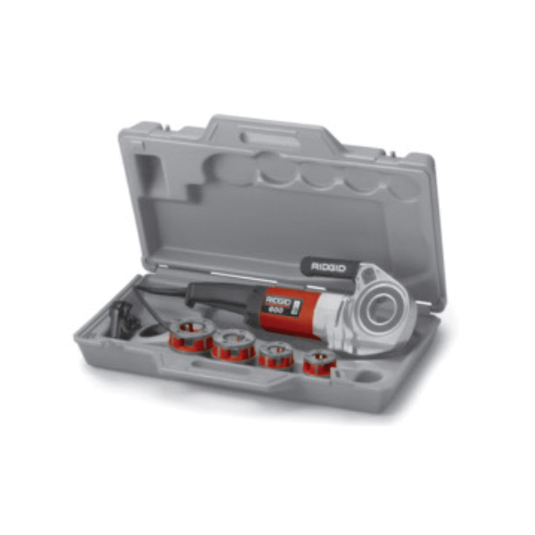 RIDGID® 36932 600 Hand Held Power Drive, 1/8 to 1-1/4 in Pipe, 115/220 V, 1/2 Hp, 32 rpm Speed