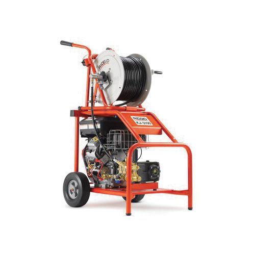 RIDGID® 37413 KJ-3100 Water Jetter Machine, 16 hp