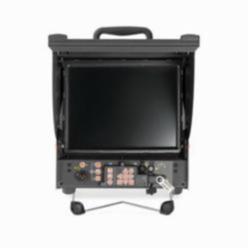 RIDGID® SeeSnake® 39338 CS10 Digital Recording Monitor, Advanced Lithium Battery (Optional)/AC Plug