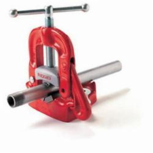RIDGID® 40080, 21A Bench Yoke Vise, 1/8 to 2 in Pipe