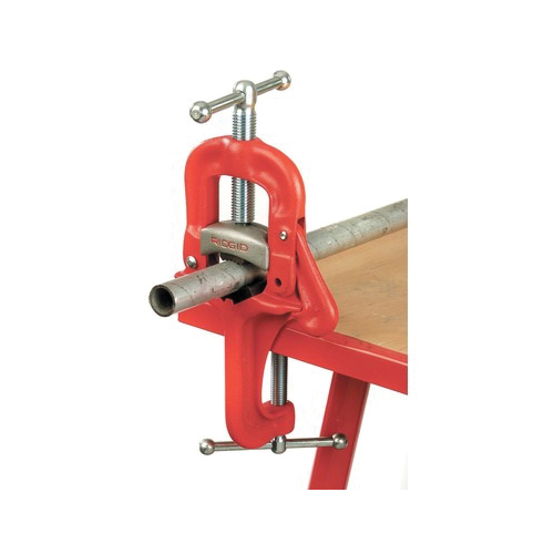 RIDGID® 40125 Model 39 Portable Yoke Vise Kit, 1/8 to 2-1/2 in Pipe