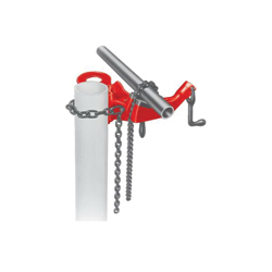 RIDGID® 40170 Model 640 Portable Top Screw Post Chain Vise, 1/8 to 5 in Pipe
