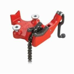RIDGID® 40195, BC410 Top Screw Bench Chain Vise, 1/8 to 4 in Pipe
