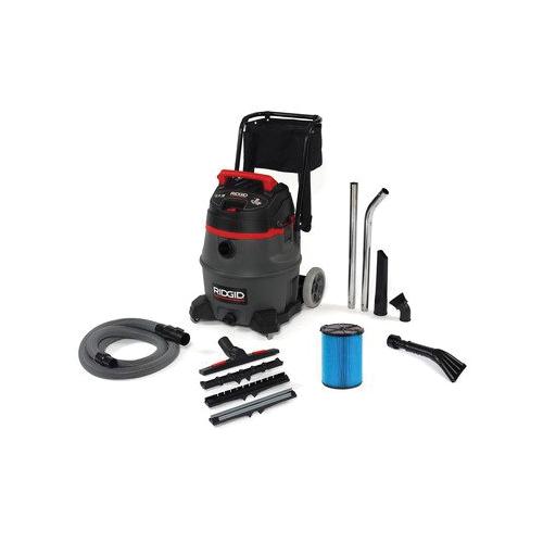 RIDGID® 50363 2-Stage Wet/Dry Vacuum, 11.5 A, 16 gal Tank