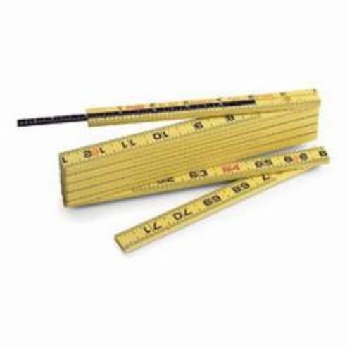 RIDGID® 73360 Folding Extension Rule, 6 ft L, Fiberglass