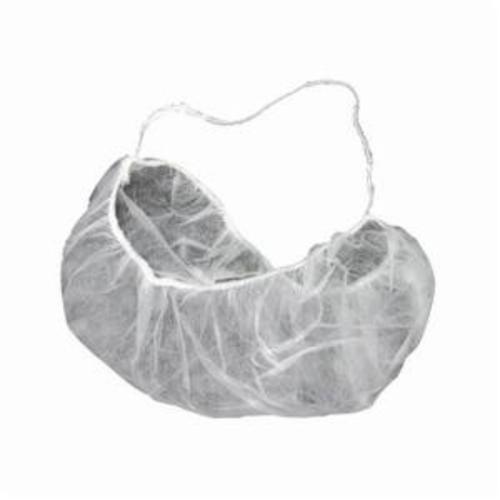 River City O4WBG Disposable Garment, Universal, White, Polypropylene