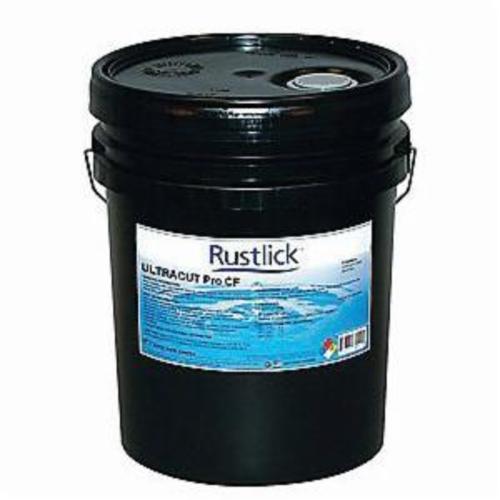 Rustlick™ 83305 ULTRACUT® Pro CF Premium Water Soluble Oil, 5 gal Pail, Characteristic, Liquid, Golden Yellow/Light Brown