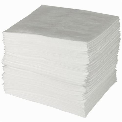 SPC® ENV® MAXX® ENV300 Medium Weight Absorbent Pad, 19 in L x 15 in W x 1-Ply THK, 23.2 gal Absorption Capacity, Meltblown Polypropylene