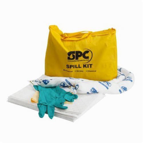 SPC® SKO-PP Economy Portable Spill Kit, 4 gal Bag, Fluids Absorbed: Oil Only