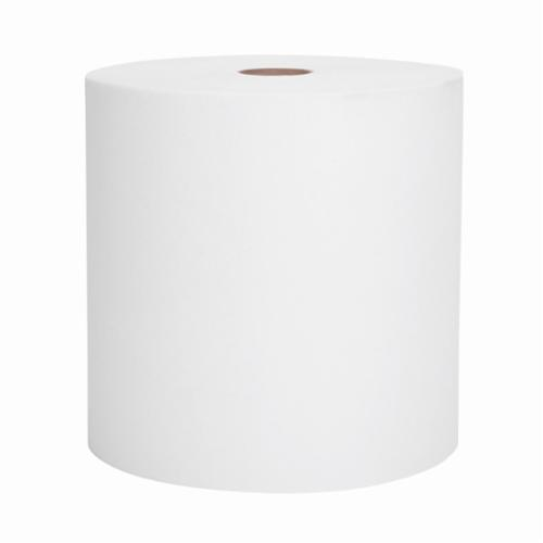 Scott® 01005 Essential™ High Capacity Hard Roll Towel, 1 Plys, Paper, White, 8 in W