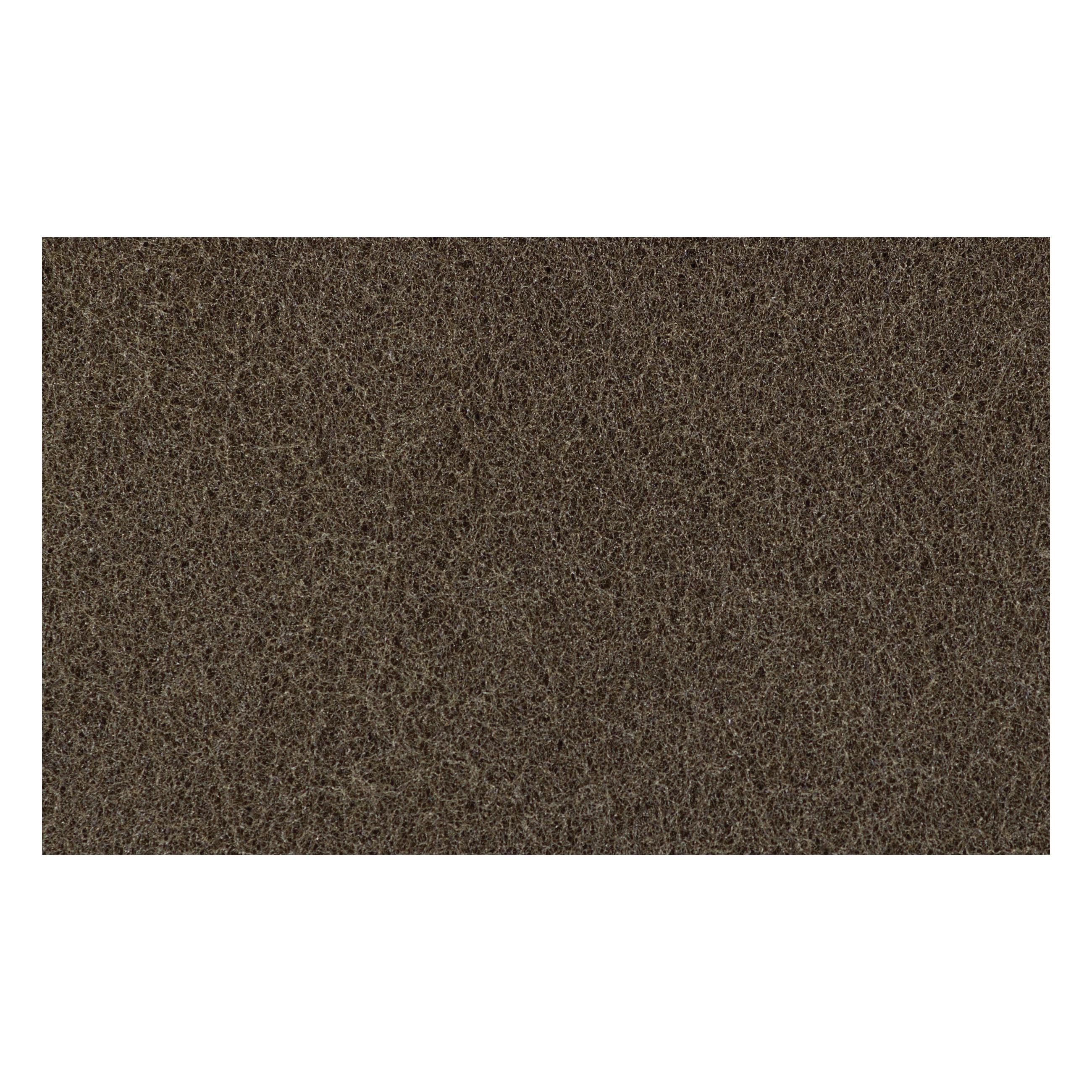Scotch-Brite™ 048011-00233 CP-SH Waterproof Non-Woven Sanding Sheet, 11 in L x 9 in W, Medium Grade, Aluminum Oxide Abrasive
