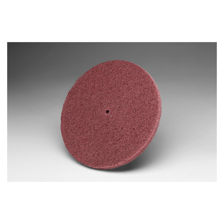 3M™ 048011-00666 HS-DC High Strength High Strength Disc, 6 in Dia Disc, Very Fine Grade, Aluminum Oxide Abrasive, Fiber Backing