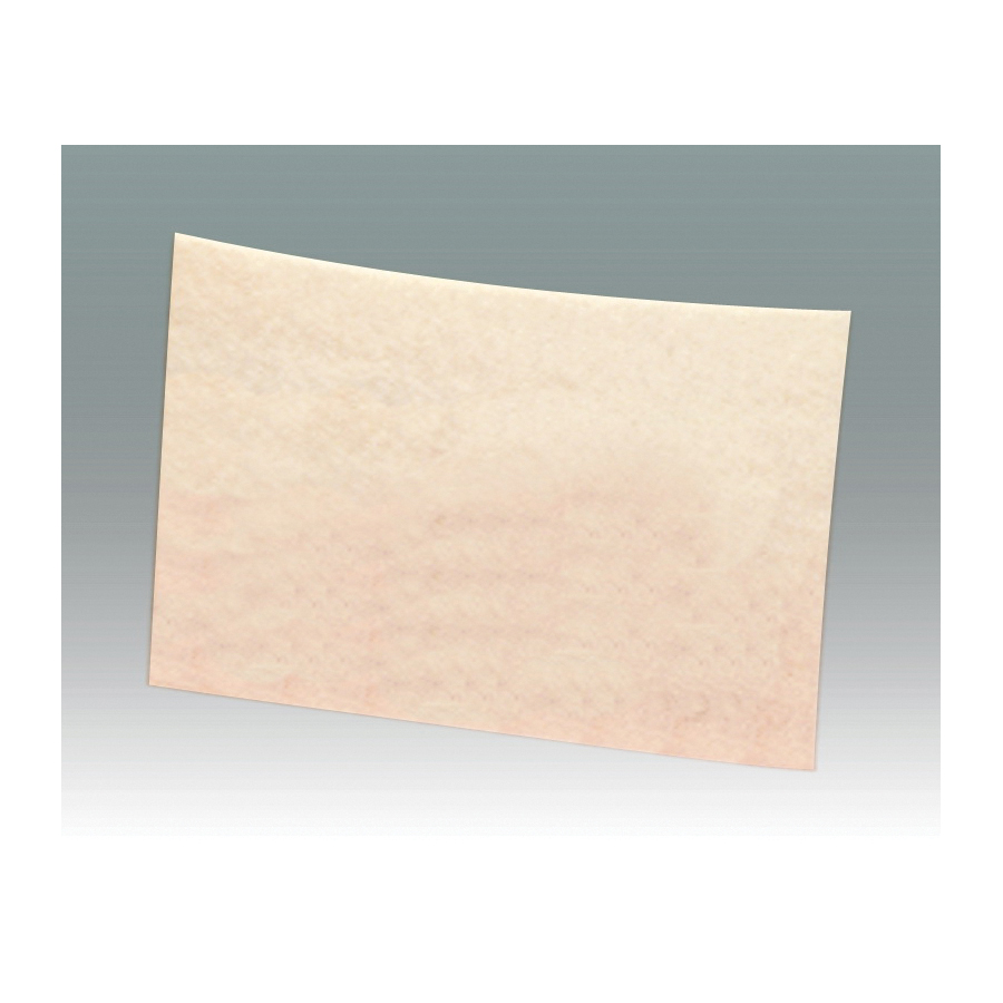 Scotch-Brite™ 048011-01276 CF-SH Waterproof Non-Woven Sanding Sheet, 9 in L x 6 in W, Talc Abrasive