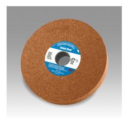 Scotch-Brite™ 048011-02960 CP-WL Cut and Polish Wheel, 6 in Dia Wheel, 1 in Center Hole, 1 in W Face, Fine Grade, Aluminum Oxide Abrasive