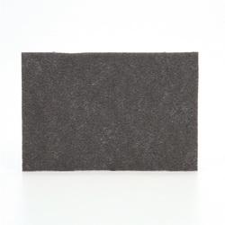 3M™ 7448 Hand Pad, 9 in L, 6 in W W/Dia, Ultra Fine Grade, Silicon Carbide Abrasive