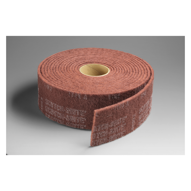 3M™ 048011-05359 HS-RL High Strength Abrasive Roll, 30 ft L x 6 in W, Very Fine Grade, Aluminum Oxide Abrasive